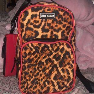 NWT Steve Madden Backpack